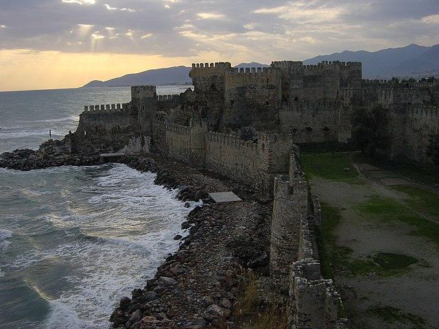 Mamure Castle_2