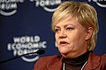 Kristin Halvorsen - World Economic Forum Annual Meeting Davos 2008.jpg