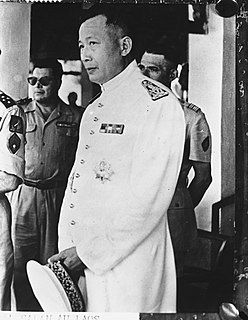 Sisavang Vatthana Last monarch of the Kingdom of Laos (reigned 1959-75)