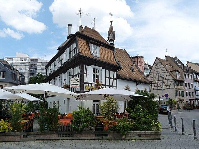 Quartier de la Krutenau