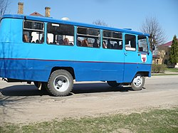 Kuban bus in Latvia, 2009.jpg