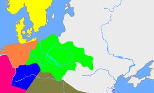 Lusatian culture - Image: Kultura Luzycka 1