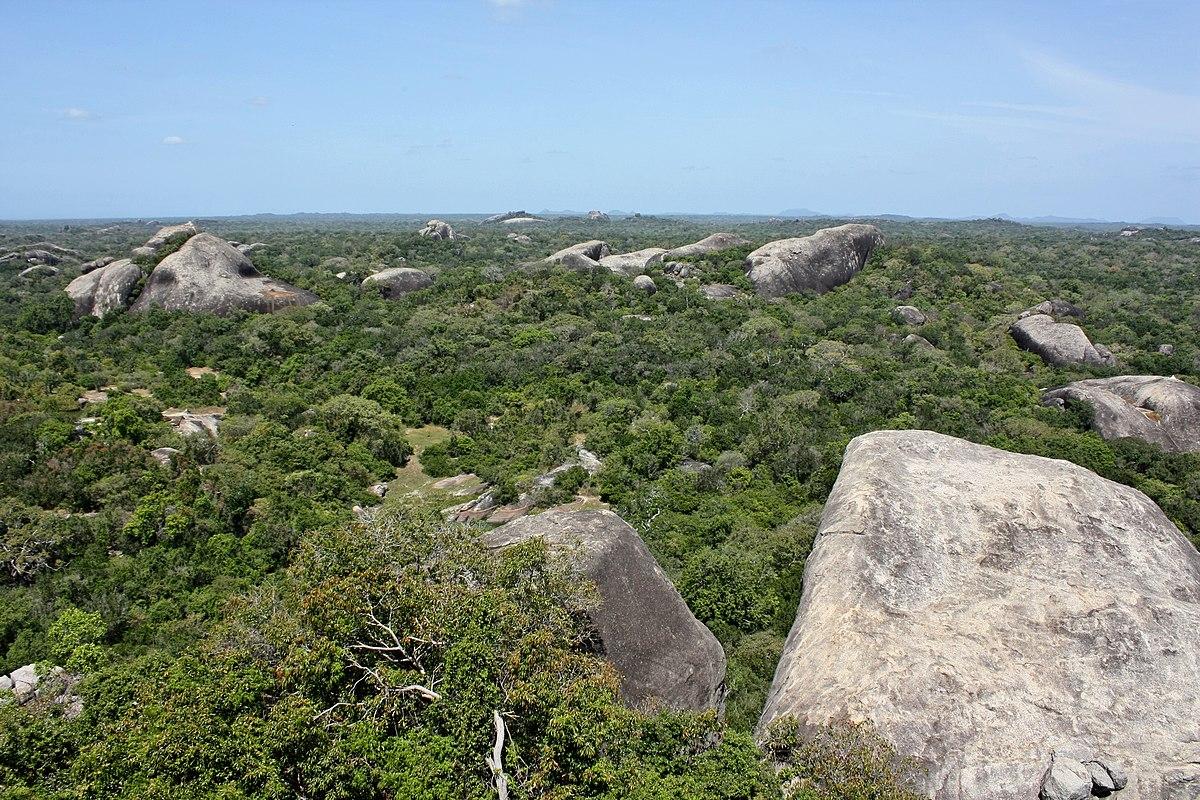 Kumana National Park - Wikipedia