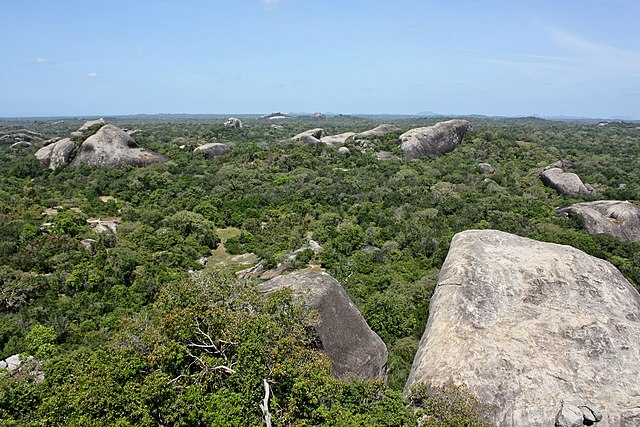 Parco nazionale di Kumana