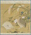 Kwartels, krekel, gierst en bloemen-Rijksmuseum AK-MAK-168.jpeg