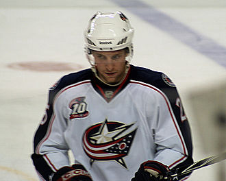 Kyle Wilson (ice hockey) - Image: Kyle Wilson