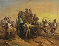 L'arrivée des moissonneurs dans les marais Pontins par Louis Léopold Robert.jpg