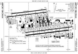 dfw airport taxi diagram 洛杉磯國際機場 - 維基百科,自由的百科全書