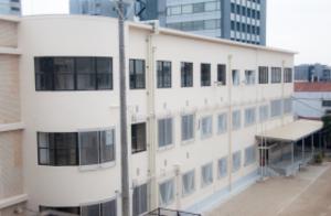 Lycée français international de Kyoto - School building