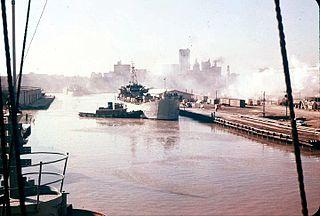 USS <i>Dodge County</i> (LST-722)