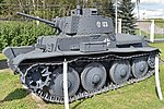 LT vz.38 '123' – Victory Park, Moscow (37739826865).jpg