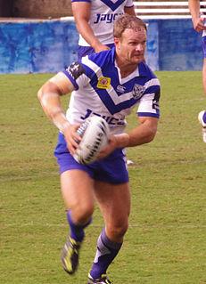Luke MacDougall Australian rugby league footballer