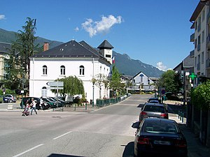La Motte-Servolex - The centre of La Motte-Servolex