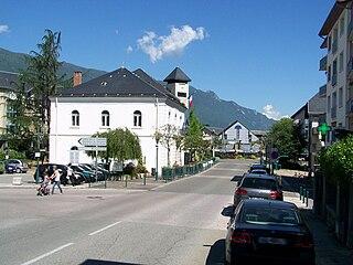 La Motte-Servolex Commune in Auvergne-Rhône-Alpes, France