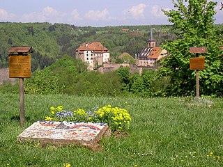 La Petite-Pierre Commune in Grand Est, France