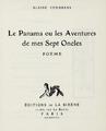 La Sirène Cendrars Le Panama.png