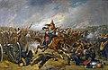 La charge des cuirassiers de T. Lévigne (musée de la bataille du 6 août 1870, Woerth) (35987457192).jpg