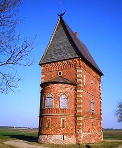 Labūnava, dvaro bokštas.JPG