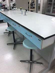 Laboratory Countertops Edit