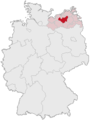 Lage des Landkreises Güstrow in Deutschland.png