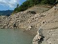 Lago Brugneto in periodo di siccità - panoramio (5).jpg