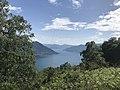 Lago Maggiore southward, from the Monti di Ronco.jpg