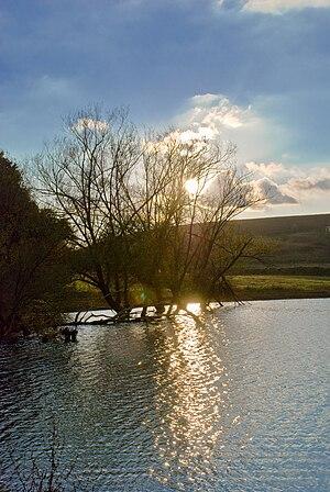 Lago di Giulianello - Image: Lago di Giulianello