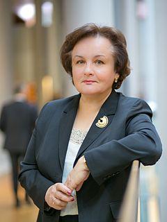 Laima Andrikienė Lithuanian politician