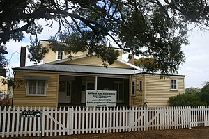 Lake Grace, Western Australia - Lake Grace Australian Inland Mission Hospital Museum