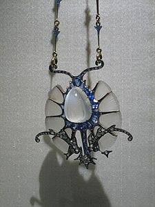 """Lalique """"Thistle"""" pendant (3577853447)"""