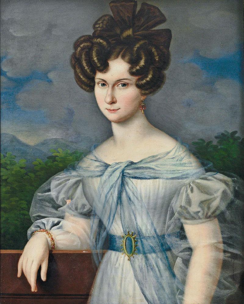 Lampi Portrait einer jungen Frau 1830.jpg