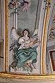 Lamporecchio, villa rospigliosi, interno, salone di apollo, con affreschi attr. a ludovico gemignani, 1680-90 ca., segni zodiacali, toro 02.jpg