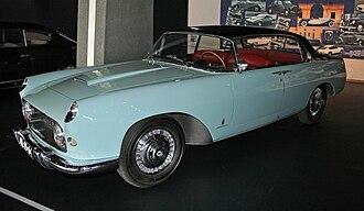 Lancia Flaminia - 1956 Lancia Florida