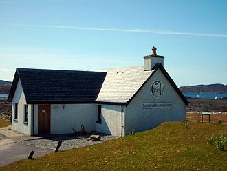 Arisaig - The Land, Sea and Island Centre