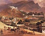 Landscape on the island of Madeira by Karl Briullov, 1850 - 1.jpg