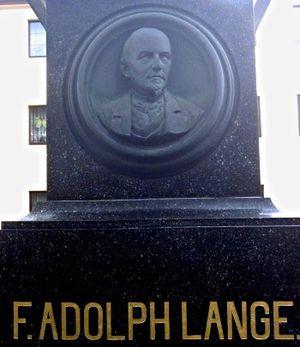 Lange (musician) - Image: Lange