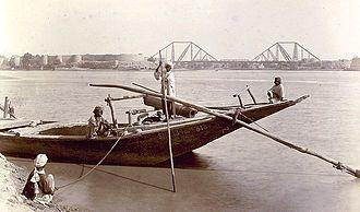 Lansdowne Bridge Rohri - Lansdowne-Bridge Sukkur -1897