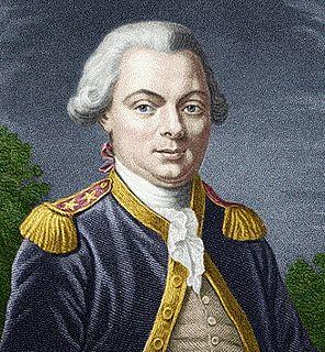 Jean-François de Galaup, comte de Lapérouse French Navy officer and explorer
