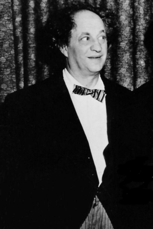 Larry Fine - Fine in a promotional image from 1962