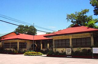 Las Piñas Gabaldon Hall