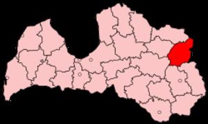 Balvi District - Image: Latvia Balvi