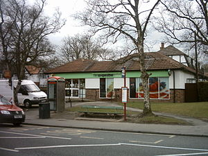 Co-op Food - A Co-operative Food store in Lawnswood, Leeds.