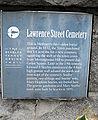 Lawrence Street Cemetery Sign.jpg