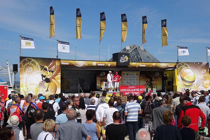 Le Touquet-Paris-Plage - Tour de France, étape 4, 8 juillet 2014, départ (A15).JPG