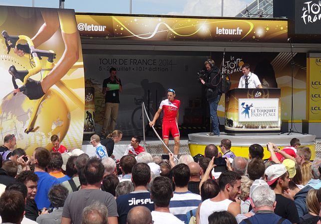 Le Touquet-Paris-Plage - Tour de France, étape 4, 8 juillet 2014, départ (B027).JPG
