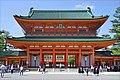 Le sanctuaire shinto Heian-Jingu (Kyoto, Japon) (43066033381).jpg