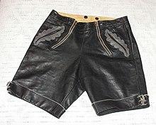 Lederhosen - Wikipedia a90406eca