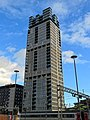 Legacy Tower, Great Eastern Street appartment block, Stratford, London, England.jpg