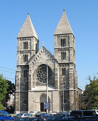 Angyalföld - Church