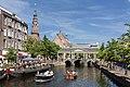 Leiden, het stadhuis RM519571 en de Koornbrug RM25673 foto5 2017-06-11 10.44.jpg